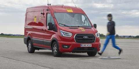 """Not Recommended"": One-third of delivery vans don't pass new ANCAP safety test"