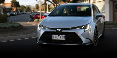 2020 Toyota Corolla ZR sedan review