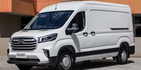2021 LDV Deliver 9 price and specs: China's big van arrives