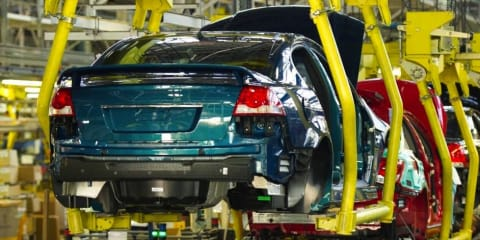 Holden Commodore: final VE rolls off production line