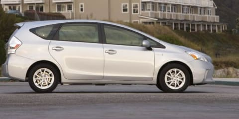 Toyota Prius V seven-seater confirmed