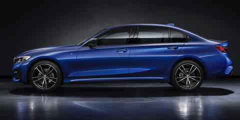 Long-wheelbase BMW 3 Series to be offered outside China for first time