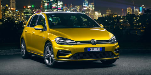 2020 Volkswagen Golf pricing and specs