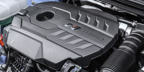 Hyundai developing 2.3-litre turbo engine for future N models – report