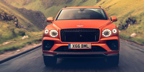 2021 Bentley Bentayga V8 review