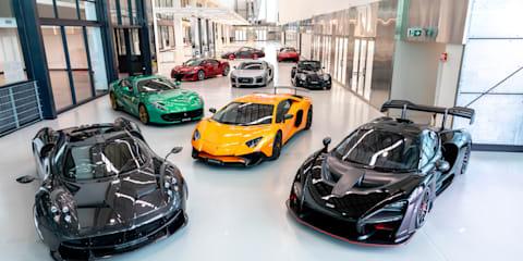 Zagame Autobody Bespoke 'supercar refinement centre' opens