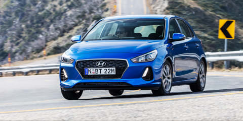 2017 Hyundai i30 Active, Elite and Premium review