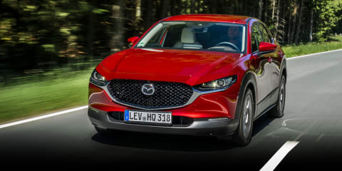 2020 Mazda CX-30 review