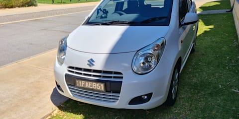 2013 Suzuki Alto GLX review