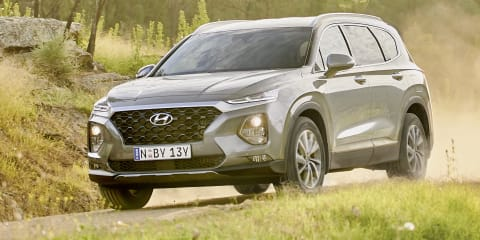 2020 Hyundai Santa Fe Active X price and specs