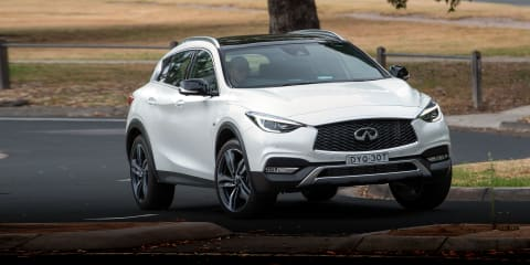 2020 Infiniti QX30 Becomes Electric Crossover SUV >> Infiniti Review Specification Price Caradvice