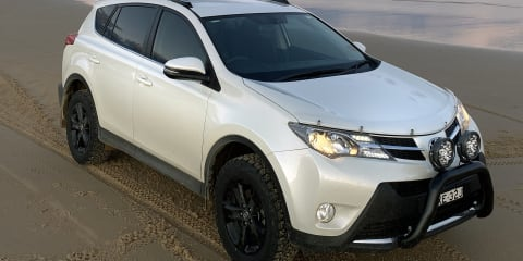 2015 Toyota RAV4 GXL (4x4) review