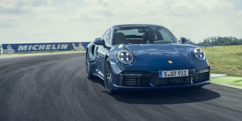 2021 Porsche 911 Turbo price and specs