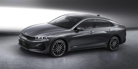 2020 Kia Optima (K5) revealed, not for Oz