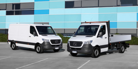 2018-19 Mercedes-Benz Sprinter recalled for incorrect details in owner's manual