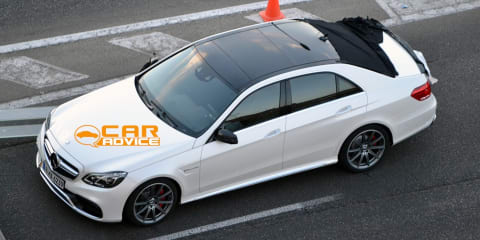 2013 Mercedes-Benz E63 AMG fully revealed