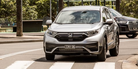 2021 Honda CR-V VTi-X review