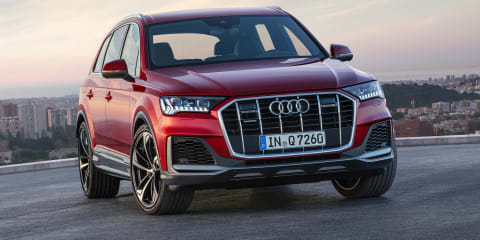 2020 Audi Q7 revealed, here next year