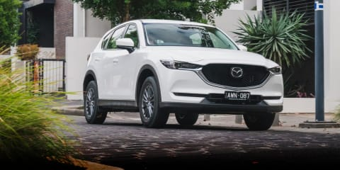 2019 Mazda CX-5 Maxx Sport AWD review