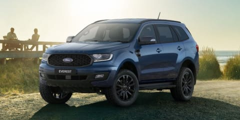 2021 Ford Everest price and specs: Back to Basecamp, Sport goes RWD