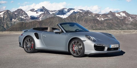 2014 Porsche 911 Turbo Cabriolet and Turbo S Cabriolet revealed