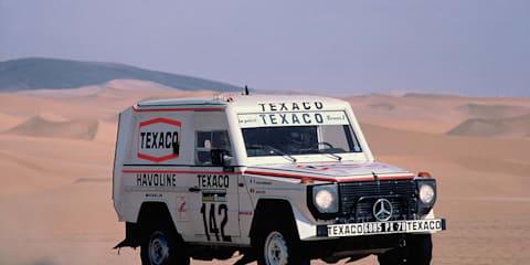 Mercedes-Benz celebrates 400,000 G-Wagen production milestone