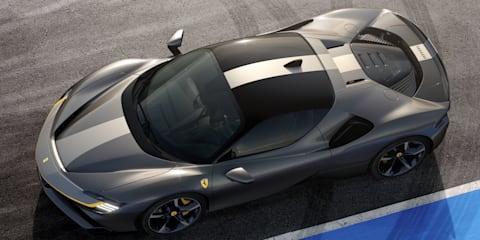 2020 Ferrari SF90 Stradale unveiled