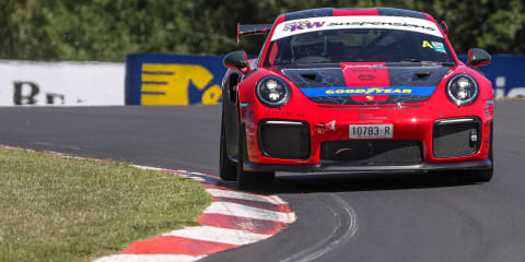 Porsche 911 GT2 RS breaks Mount Panorama production car lap record