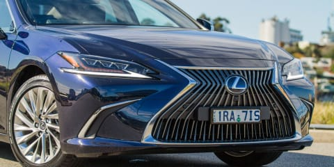 2020 Lexus ES300h Sports Luxury long-term review: Introduction