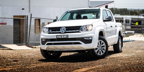2019 Volkswagen Amarok V6 Core review