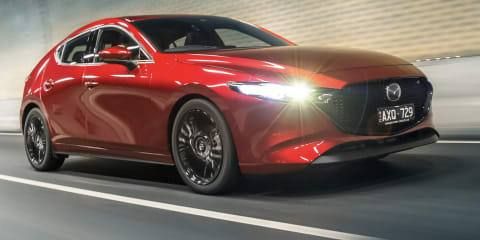 Mazda 3 Turbo revealed in the US with more power, still no closer to Australia