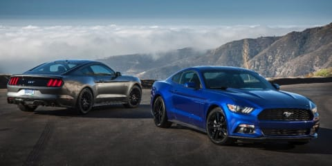 Ford Mustang needs Aussie rivals, says brand