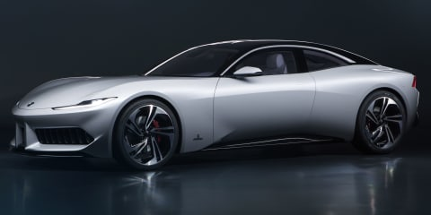 Karma debuts two concept cars
