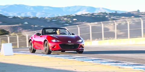 2016 Mazda MX-5 Miata Club Review : 2-litre at Laguna Seca