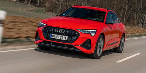 2021 Audi e-tron Sportback 55 quattro review
