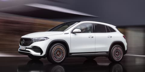 2021 Mercedes-Benz EQA unveiled, Australian launch mid-2021