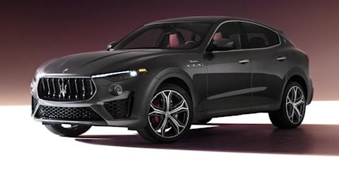 2022 Maserati Ghibli, Quattroporte, and Levante line-ups standardised, here late 2021