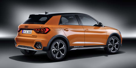 2020 Audi A1 citycarver revealed, 'unlikely' for Australia
