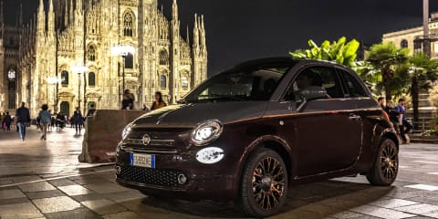 Fiat 500 Collezione Fall/Winter Edition pricing and specs