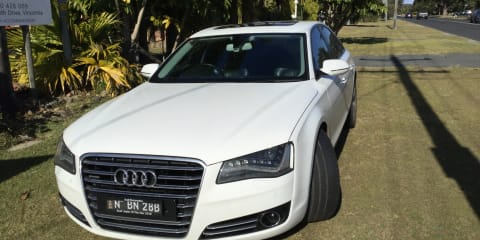 2011 Audi A8 4.2 TDI Quattro review