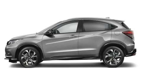 2020 Honda HR-V: Alternative interior colours arrive for a limited time