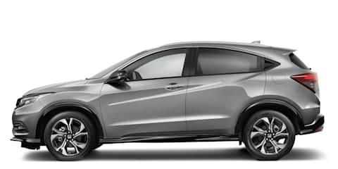2020 Honda HR-V: Alternative interior colours arrive for a limited time