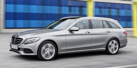 Mercedes-Benz C350 Plug-In Hybrid premieres in Detroit