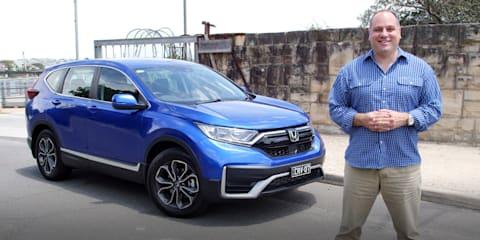 Video: 2021 Honda CR-V VTi-L first drive review