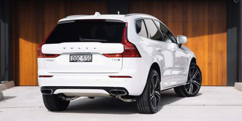 2018-19 Volvo XC60 recalled