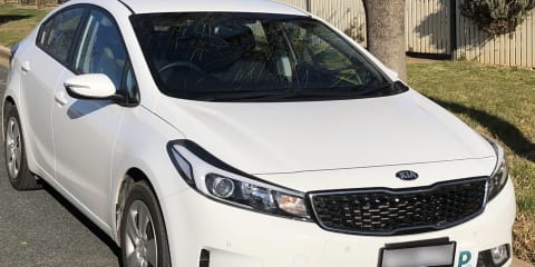 2016 Kia Cerato S (AV) review