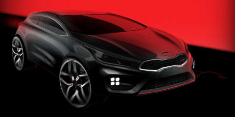 Kia pro_cee'd GT: Korean brand to enter hot-hatch market