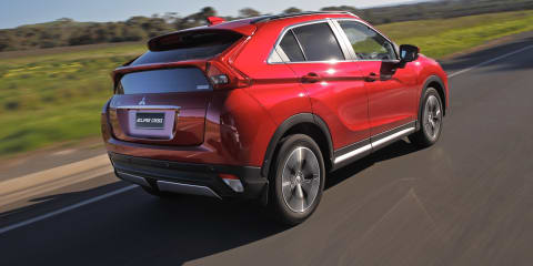 2020 Mitsubishi Eclipse Cross brings AWD to mid-range LS