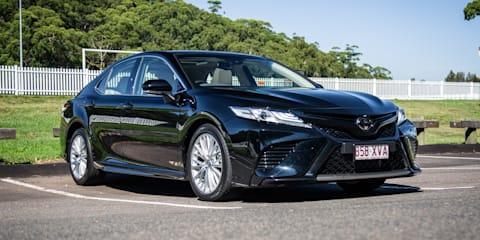 2019 Toyota Camry SL V6 review