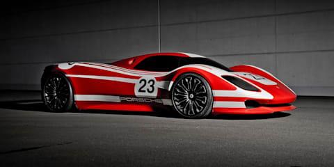 Porsche 917 'concept study' revealed